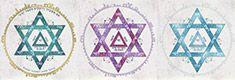 עיצוב ומיוחד- מגן דוד במגנט