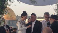 """הצצה לחתונה של יו""""ר הכנסת"""