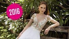 לימור מסיקה 2016: שמלות כלה רומנטי