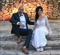 החתונה של רותם סוויסה וגלעד גבריאלי ממליצה על אופירה מועלם שיער, עיצוב שיער