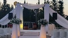 חתונה על רקע נוף עוצר נשימה במתחם הסקויה