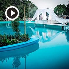 נמצאה הפנינה של אזור השרון: עדן על המים