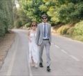 החתונה של יאנה שפירו ואבישי אורבן ממליצה על סולו מירב, שמלות כלה