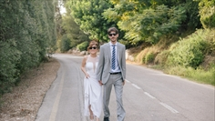 החתונה של יאנה שפירו ואבישי אורבן