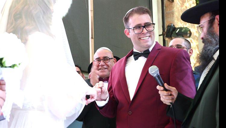 חזן ורינת: החתונה של חבר הכנסת אורן חזן 1
